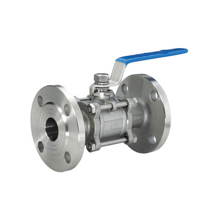 Three type ball valve