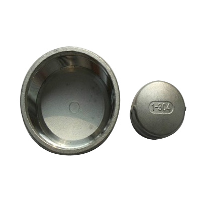 Thread Round Cap