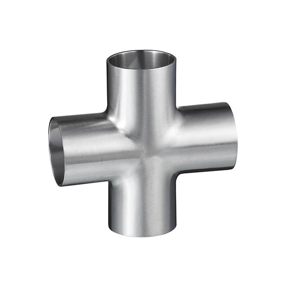 Welded cross