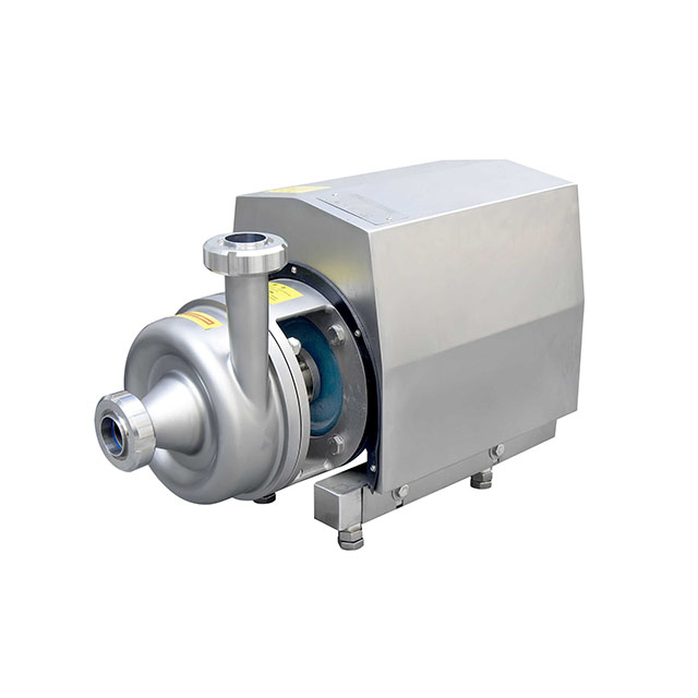 Sanitary Self-absorb Pump