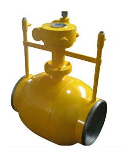 underground  welded ball valve