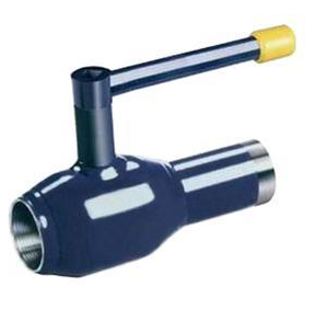 Female/welding ball valve